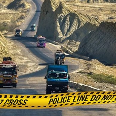 مکران کوسٹل ہائی وے پر 14 مسافروں کو بسوں سے اتار کر قتل کردیا گیا