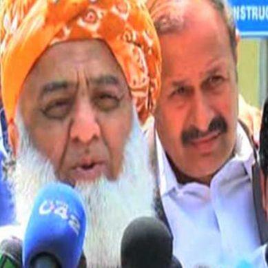 مولانا فارم میں: حکومت کے خاتمے کیلئے اپوزیشن متحد ہے