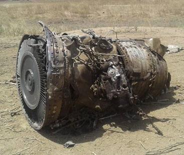بھارتی فضائیہ کا ایک اور جنگی طیارہ جودھ پور کے قریب گر کر تباہ