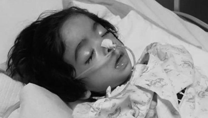 غلط انجکشن سےمفلوج ہونےوالی دس ماہ کی نشوہ انتقال کرگئی