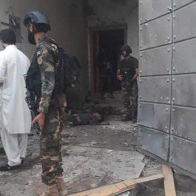 حیات آباد آپریشن: 16 گھنٹوں بعد مکمل، 5 دہشتگرد ہلاک