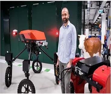 کسانوں کے کام بھی اب روبوٹ کریں گے