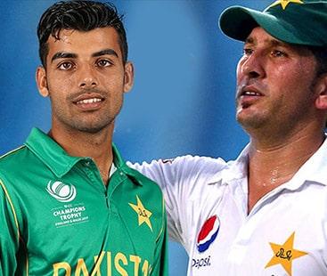 شاداب خان انگلینڈ کے خلاف سیریز سے آوٹ، یاسر شاہ ان