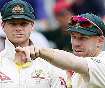 آسٹریلیا نے ورلڈکپ کے لیے اسکواڈ کا اعلان کردیا، اسمتھ اور وارنر کی واپسی