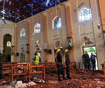 سری لنکا ایسٹر دھماکوں میں ملوث  حملہ آوروں کی شناخت ہوگئی