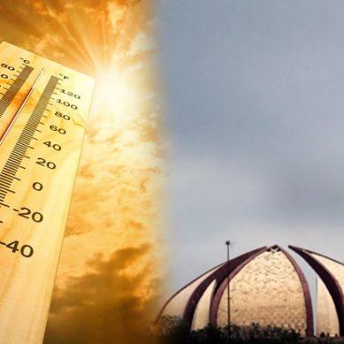سندھ میں گرمی کا راج پنجاب کے مختلف شہروں میں بارش