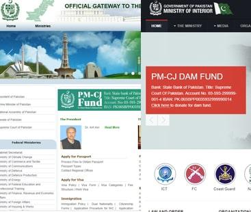 وزارتوں کی ویب سائیٹس کا کوئی سر پیر نہیں، قائمہ کمیٹی کا اظہار برہمی