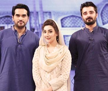 پاکستانی ستاروں کی جانب سے امت مسلمہ کو رمضان کی مبارکباد