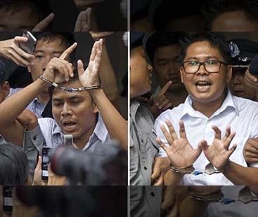 پانچ سو دن بعد گرفتار صحافیوں کو آزادی مل گئی