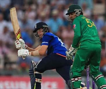 پاکستان اور انگلینڈ کے درمیان تیسرا ون ڈے آج برسٹل میں کھیلا جائے گا