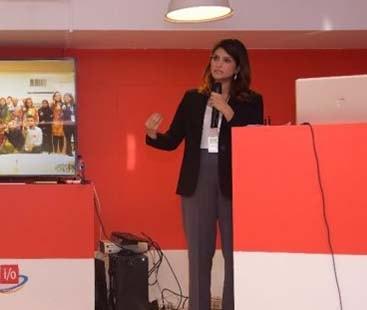 ڈاکٹر سارہ سعید رولیکس ایوارڈز فار انٹرپرائز 2019ء کیلئے منتخب