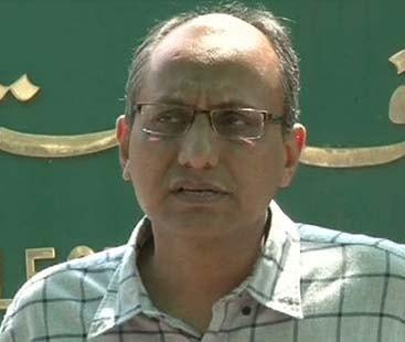 تجاوزات کیس: سعید غنی کو توہین عدالت کا نوٹس جاری