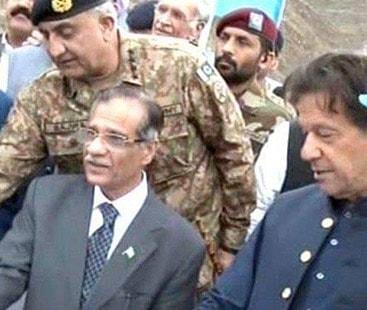 وزیراعظم عمران خان نے مہمند ڈیم منصوبے کا سنگ بنیاد رکھ دیا