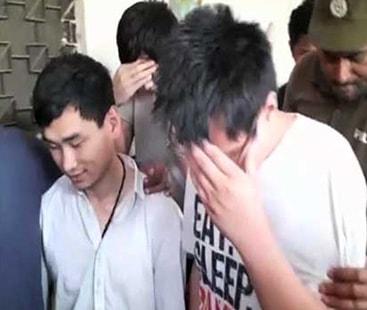 جعلی شادیوں کا معاملہ: چینی باشندوں کو 14روزہ ریمانڈ پر بھیجنے کا حکم