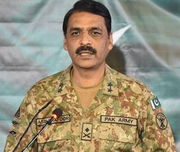 کشمیر پر ڈیل ہماری لاشوں سے گزر کر ہوگی: ترجمان پاک فوج