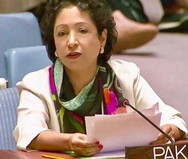 امن مشنز میں پاکستان کا کردار ہماری امن کوششوں کا ثبوت ہے: ڈاکٹر ملیحہ لودھی