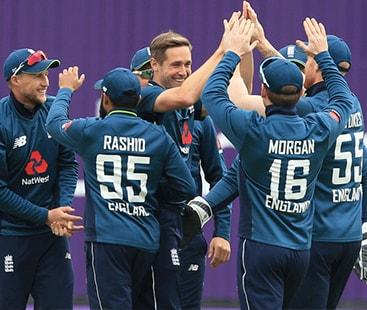پاکستان انگلینڈ کے خلاف پانچواں ون ڈے بھی ہار گیا