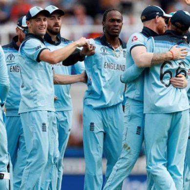 انگلینڈ نے ورلڈکپ کے افتتاحی میچ میں جنوبی افریقا کو شکست دیدی