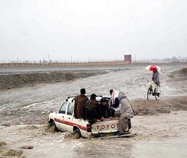 ایران سے طوفان کا نیا سسٹم بلوچستان میں داخل