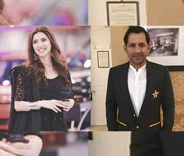 سرفراز کا شلوار قمیض زیب کرنا ماہرہ خان کو بھی بھاگیا