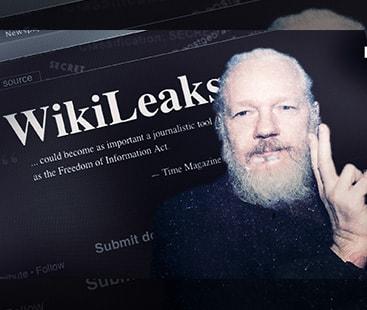 وکی لیکس کے بانی کو50ہفتے قید کی سزا ہوگئی