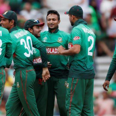 بنگلادیش کا ورلڈکپ میں فاتحانہ آغاز؛ جنوبی افریقا کو مسلسل دوسری شکست
