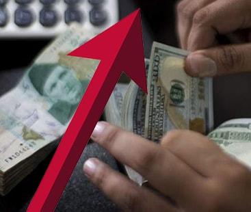 انٹر بینک میں ڈالر 1 روپیہ مہنگا، 156 روپے 85 پیسے پر ٹریڈنگ