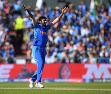 بھارت نے ویسٹ انڈیز کو 125رنز سے شکست دیدی