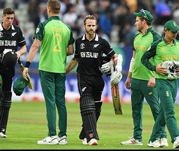 نیوزی لینڈ نے جنوبی افریقا کو سنسنی خیز مقابلے کے بعد شکست دیدی