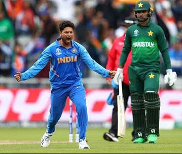 بھارت کی ورلڈکپ میں پاکستان کے خلاف جیت کی روایت برقرار