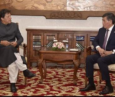 پاکستان اورکرغزستان کے درمیان زمینی اور فضائی روابط کو بہتربنانے پر اتفاق