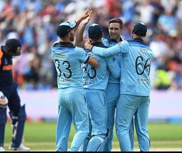ورلڈ کپ: انگلینڈ نے انڈیا کو 31 رنز سے شکست دیدی