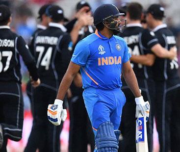 کرکٹ ورلڈ کپ :نیوزی لینڈ بھارت کو ہراکر فائنل میں