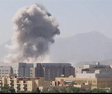 افغان وزارت دفاع کی عمارت میں دھماکا، 10 افراد ہلاک، 93  زخمی