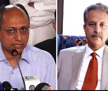 کراچی میں بارش کے ناقص انتظامات: میئر وسیم اختر اور سندھ حکومت  آمنے سامنے