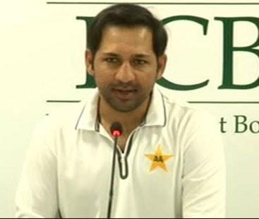پی سی بی نے کپتان بنایا تھا وہ ہٹائیں یا برقرار رکھیں:سرفراز احمد