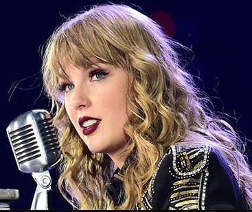 امریکی گلوکارہ ٹیلر سوئفٹ سب سے زیادہ کمائی کرنے والی سلیبریٹی قرار