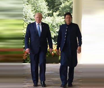 امریکی صدر نے مسئلہ کشمیر پر ایک بار پھر ثالثی کی پیشکش کردی