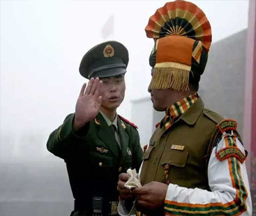 بھارتی اور چینی فوجیوں کے درمیان جھڑپ، سرحدی کشیدگی میں اضافہ