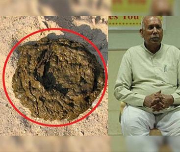 بھارت کو ایٹم بم سے گائے کا گوبر بچائے گا: بھارتی سیاستدان
