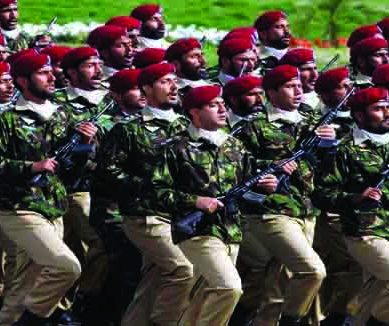 دنیا کی طاقتورترین افواج میں پاک فوج کا 15 واں نمبر