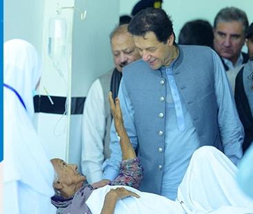 وزیراعظم عمران خان میرپور آزاد کشمیر پہنچ گئے