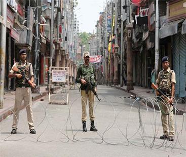مودی سرکار کی مقبوضہ کشمیر میں نافذ کردہ پابندیاں غیر آئینی قرار