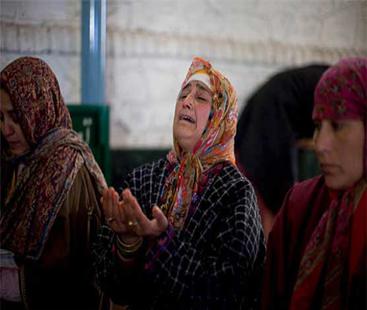 مقبوضہ کشمیر میں لاک ڈاؤن کا 42 واں روز