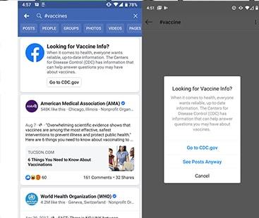 خسرہ ویکسین: عالمی ادارہ صحت اور فیس بُک کے مابین معاہدہ