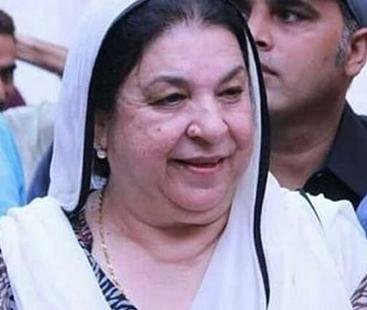 نواز شریف کو صحت سے متعلق تمام سہولیات دی جارہی ہیں:وزیرصحت پنجاب ڈاکٹر یاسمین راشد