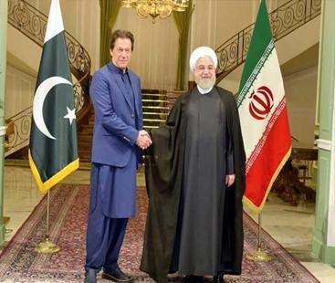 پاکستان خطے میں امن اور استحکام کے لئے اپنا کردار ادا کرنے کو تیار ہے