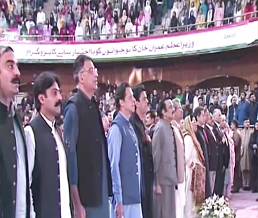 وزیراعظم عمران خان نے کامیاب جوان پروگرام کا افتتاح کردیا