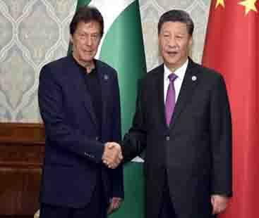 پاکس چین تعلقات: وزیراعظم عمران خان کی چینی صدر سے ملاقات