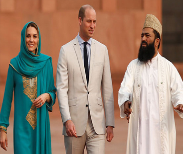 شہزادہ شہزادی پاکستان میں:برطانوی شاہی جوڑے کا دورہ لاہور